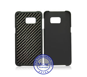 China Cellphone Accessories Competitive Price Carbon Fiber PC Case for Samsung S6 Edge Plus pictures & photos