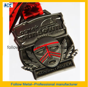 High Quality Custom Souvenir Medal for Running Event pictures & photos