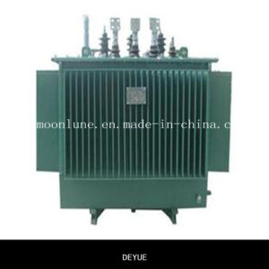 Power S14 Three-Dimensional Wound Core Oil-Immersed Transformer