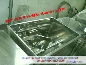 Automatic Stainless Steel Ribbon Mixer CH-50 pictures & photos