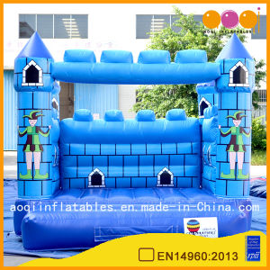 Blue Clown Inflatable Castle Bouncer (AQ514-2) pictures & photos