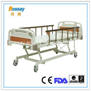 5 Years Warranty Electric Patient Bed Adjustable Bed pictures & photos