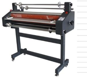 Hot and Cold Laminator/Laminating Machine FM1100 pictures & photos
