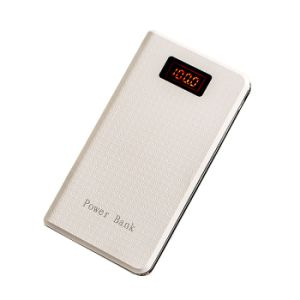 Customized Triple USB Digtial Display mobile Power Bank Charger (PB-J61) pictures & photos