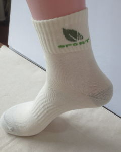 Silverfiber Sports Socks pictures & photos