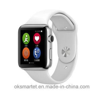 Hot Iwo Call Reminder Mtk2502c Passpmeter MP3 Player Smart Watch pictures & photos