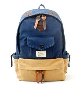 15 Inch Urban Canvas Rucksack, Business Computer Backpack pictures & photos