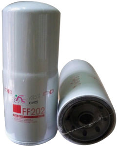 Fleetguard Fuel Filter for Cummins Engine/Komatsu Bulldozer (FF202) pictures & photos