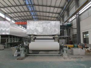 Paper Manufacturing Machine (1575mm) , Copy Paper Roll A4 Paper Making Machine pictures & photos