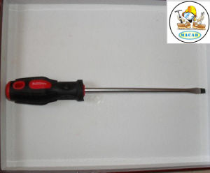 Motorcycle Accessory Screwdriver S2 and CRV Rubber Handle Screwdriver pictures & photos