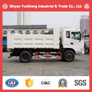 4X2 Light Duty Truck Price/6 Wheel Dump Tipper Truck pictures & photos