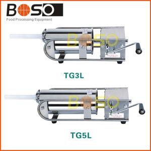5L Manual Horizontal Sausage Maker Equipment (BOS-TG5L) pictures & photos