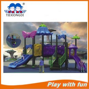2016 Wholesale Children Large Slide Outdoor Playground for Sale pictures & photos
