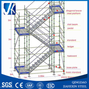 Hot Sale Scaffold Stairs for Sale pictures & photos