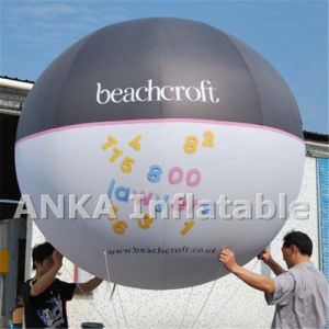 PVC Inflatable Customized Shaped Shark Balloon for Advertising pictures & photos