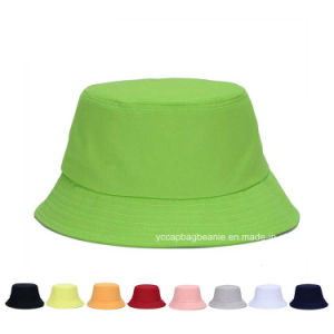 Fashion Summer Outdoor Canvas Traveling Fisherman Bucket Hat pictures & photos