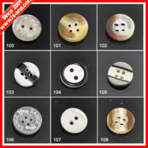 Accept OEM New Products Team Good Price Fancy Shirt Button pictures & photos