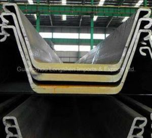 Q345 M Type Steel Sheet Piling