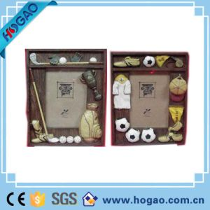 Souvenir Gift Resin Golf & Football Sports Photo Frame pictures & photos
