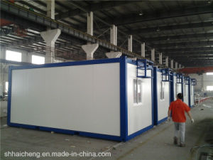 Flat Pack Modular Durable Single Wide Mobile Home Manufacturer pictures & photos