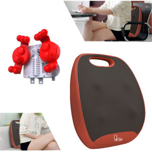Massage Cushion Shiatsu Kneading Body Massager pictures & photos