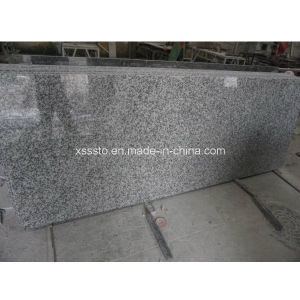 Xiamen Cheap Customized Grey Granite Top for Kitchen pictures & photos