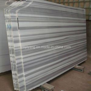 Marmara White Marble Slab for Kitchen Decoration (YQA-MS1001) pictures & photos