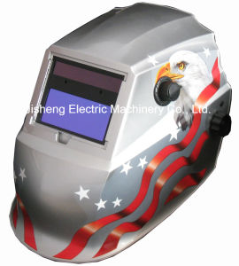 Big Size/ANSI Z87/En179/9-13 Shade Welding Mask (N1190TE) pictures & photos