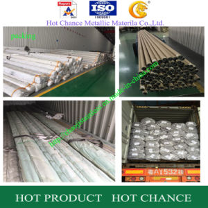 ASTM201.304, 304L, 316, 316L Stainless Steel Pipe pictures & photos
