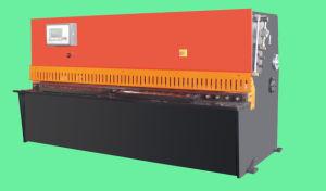 Hydraulic Metal Sheet Shearing Machine (with touch screen) (QC12Y)