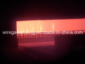 Singring Brand Steel Cord Used Gas Open Fire Austenitization Furnace pictures & photos