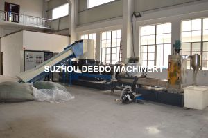 Waste Plastic Recycling Granlator Machine pictures & photos