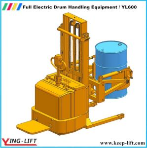 Full Electric Drum Handling Equipment Yl600 pictures & photos