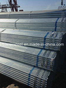 10′′ High Quality Galvanized Steel Pipe