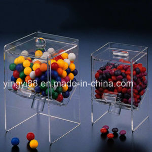 Hot New Acrylic Candy Dispensers or Cereal Dispenser pictures & photos