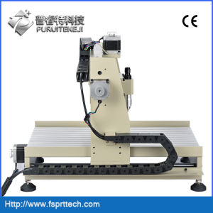 CNC Carving Machine CNC Engraver 4axis CNC Machine pictures & photos