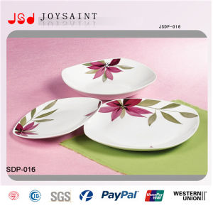 High Quality Cut Decal Dinner Set (JSD115-S022) pictures & photos