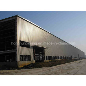 Hot Sale Low Cost House Temporary Construction Warehouse pictures & photos