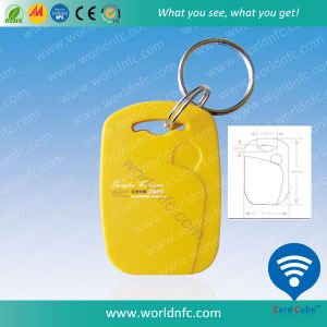 Waterproof ABS/Silicone T5577 RFID Keyfob pictures & photos