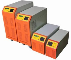 Power 220V 50Hz Invertes/Home Inverter/ Pure Sine Wave / Solar Inverter / Home Inverter / 10kw Inverter pictures & photos