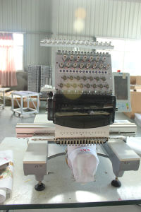 Single Head Cap Embroidery Machine pictures & photos