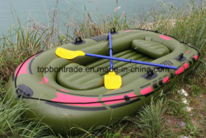 Good Quality Coated PVC Tarps for Inflatable Boats pictures & photos