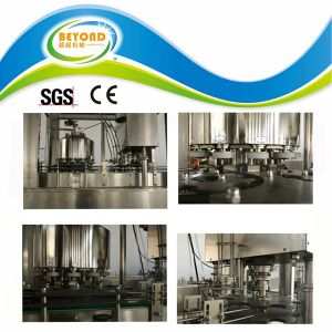 Automatic Beverage Making Machine for Aluminum Can pictures & photos