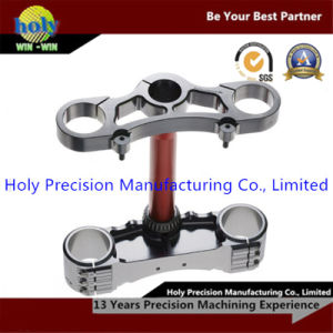 CNC Machining Triple Clamps Dirt Bike Parts pictures & photos