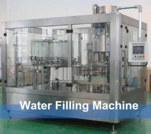 Pure Water Bottling Production Line for Pet Bottle pictures & photos
