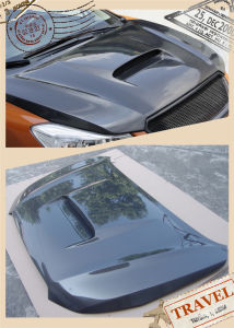 Carbon Fiber Sti Style Hood for Subaru Xv 2012 pictures & photos
