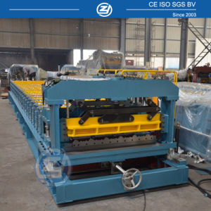 Step Tile Roof Roll Forming Machine pictures & photos