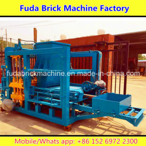Shengya Qt4-18 Automatic Concrete Interlocking Block Machine pictures & photos