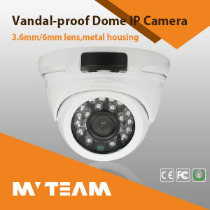 New Appearance Metal Case Poe Waterproof Dome Mini Camera IP (MVT-M34) pictures & photos