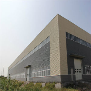 Short Construction&Good Looking Light Steel Structure Warehouse pictures & photos